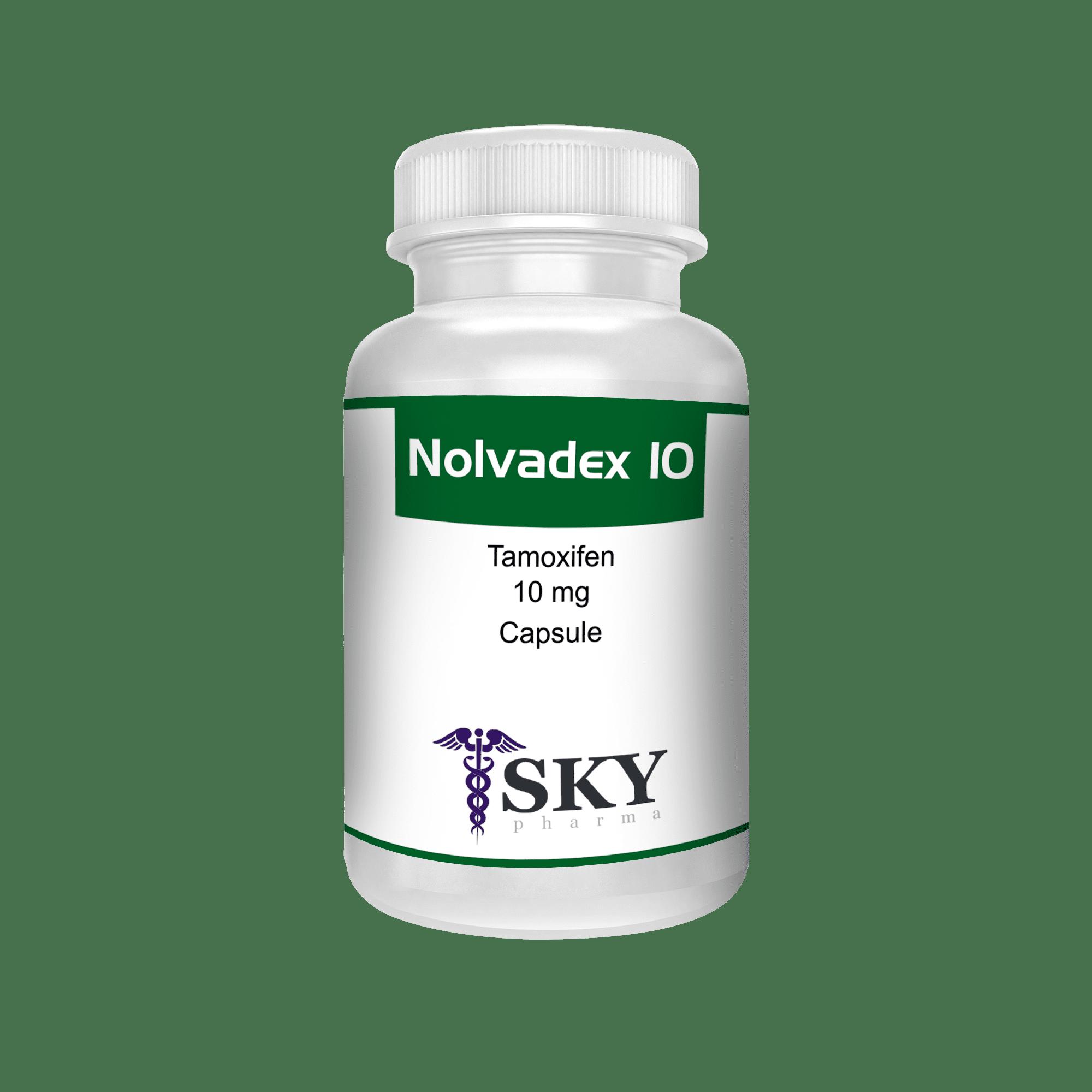 Tamoxifen (Nolvadex) 20mg/tab - Protect Unwanted Effects Of Estrogen