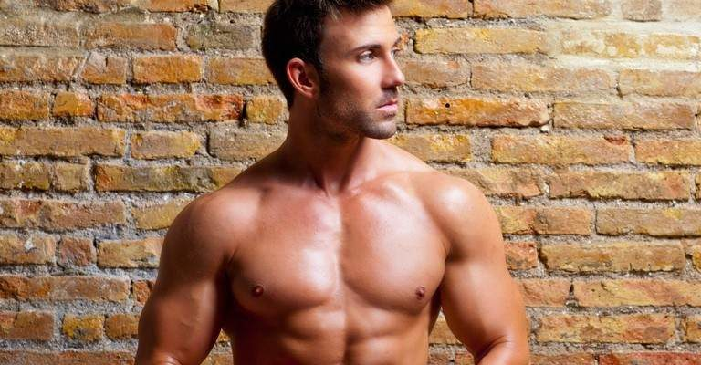 Body builder with Steroids