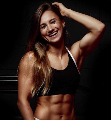 Fit Beautiful Woman Body