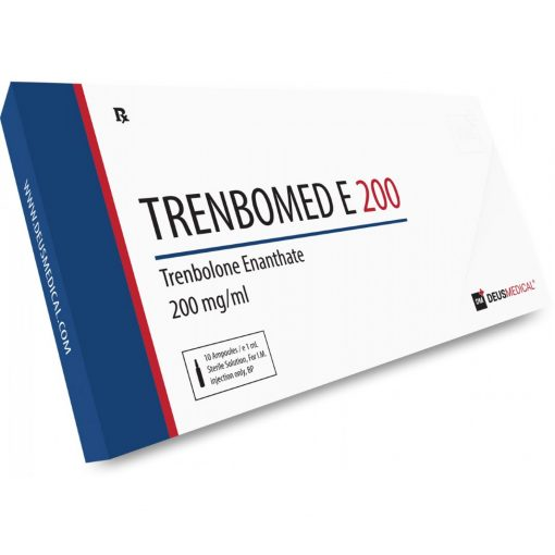 DEUS MEDICAL_TRENBOMED E 200_Trenbolone Enanthate_DEUSPOWER_STEROIDS-2000x2000w